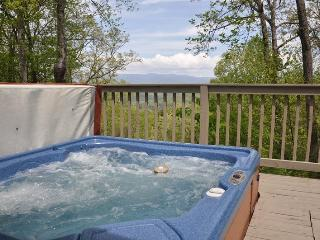 Mountain River Retreat - 2 Bedroom with Screened Porch, Hot Tub, and Wi-Fi Moments from Rafting and Zip Lining - Bryson City vacation rentals