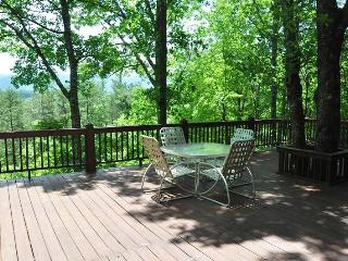 Misty Mountain - This Inviting and Convenient Log Cabin is Only a 10 Minute Drive from Harrahs Casino and 5 Minutes from Fishing - Dillsboro vacation rentals