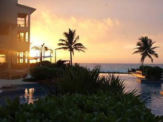 Stunning spacious 4 bedroom beachfront condo (EFS208) - Playa del Carmen vacation rentals