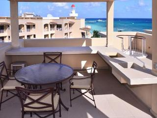 2 Bdrm Beachfront w Gorgeous Rooftop Terrace (EFR402) - Playa del Carmen vacation rentals