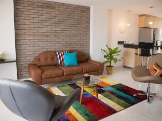 New! Gorgeous 2 Bed Furnished Apt. with Free Bike - Medellin vacation rentals