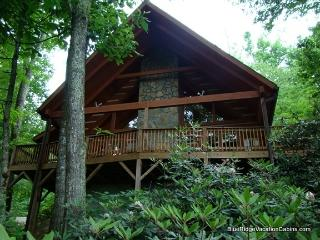 *SALE*Cozy Private Log Cabin with Hot Tub*Firepit - Blue Ridge Mountains vacation rentals