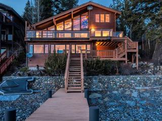 Blue Stone Lakefront Retreat - Carnelian Bay vacation rentals