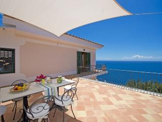 Lovely villa with sea view - V739 - Praiano vacation rentals