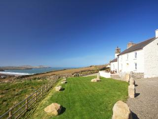 Upper Porthmawr Farmhouse,Whitesands 5* VisitWales - Saint Davids vacation rentals