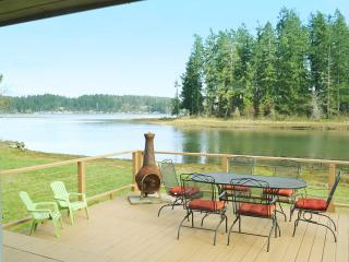 Charming Puget Sound Waterfront Home - Tahuya vacation rentals
