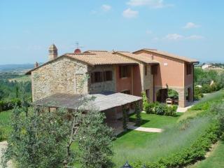 Villa Colleoni - Montaione vacation rentals