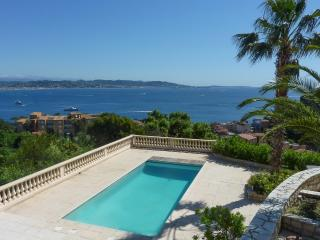 Terrasse sur Theoule - Cote d'Azur- French Riviera vacation rentals