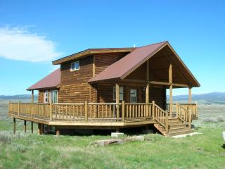 Sheep Mountain Cabin - near West Yellowstone - West Yellowstone vacation rentals