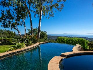 Breathtaking ocean views with your own private pool and spa - Tuscan Charm - Santa Barbara County vacation rentals