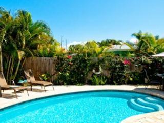 Pool - Sunfish - 102 55th St - Holmes Beach - rentals