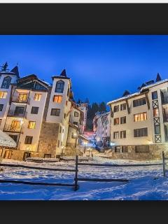 Ski apartment pamporovo castle - Pamporovo vacation rentals