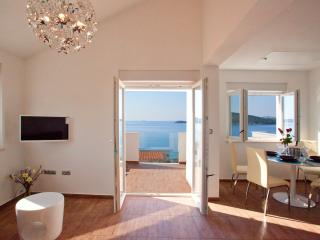 Penthouse with panoramic sea view and pool access - Razanj vacation rentals