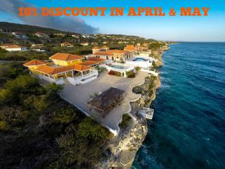 10% DISCOUNT in April & May 2015 - Curacao vacation rentals