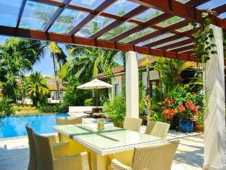 Surin Beach-4 Bedroom Pool Villa-500 m to Bch-jw - Phuket Town vacation rentals