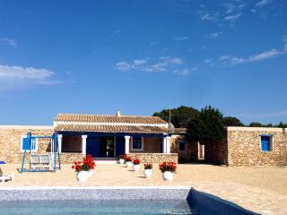 Charming Finca with pool, Formentera - La Savina vacation rentals