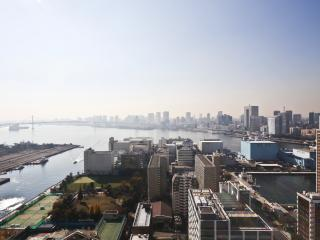 Tokyo Bay, Raibow Bridge,Odaiba and Ginza2 - Chuo vacation rentals