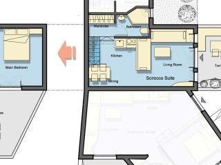 Fava Eco Residences - Scirocco Suite - Oia vacation rentals
