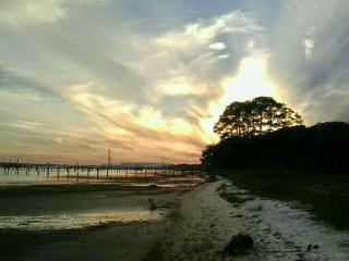 Bay Front Home W/Private Bch in Historic Neighborh - Panama City Beach vacation rentals
