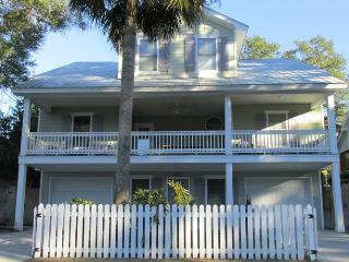 Carpe Beachem is 1 Block from the beach and away from the hustle and bustle, this modern house is a great location for a getaway - Tybee Island vacation rentals