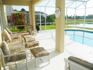 Stunning Lake View Florida Vacation Disney Home - Kissimmee vacation rentals