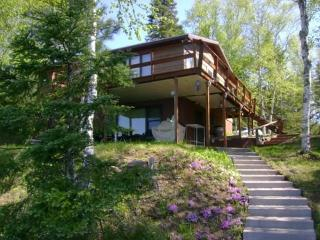 Eagles Perch: Year-Round Northwoods Lakehome on the Shores of Eagles Nest Lake #1 - Minnesota vacation rentals