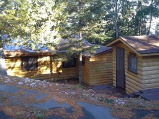 Burntside Cabin: Rustic Cabin with great views - Minnesota vacation rentals