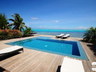 Villa N°10 by ENJOY VILLAS - Maharepa vacation rentals
