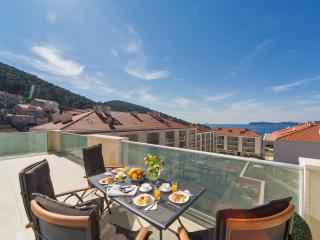 New Luxury 3BR 2BA Apt Sea Views Large Balconies - Dubrovnik vacation rentals