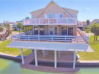 Attractive and grand canal front home located on the beautiful west end! - Galveston vacation rentals