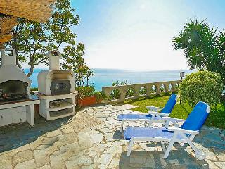 Villa Ebe: Amalfi Exclusive luxury villa with pool - Vettica di Amalfi vacation rentals