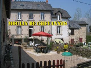 Moulin de Chevannes - Saint-Didier-sur-Arroux vacation rentals