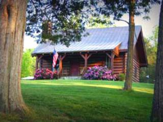 Virginia Log Cabin - Shenandoah Valley vacation rentals