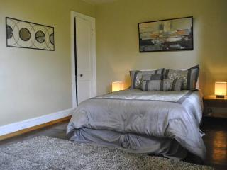 The House on the Hill - Fairmont: 3 BR, 1.5 BA, Deck, Sleeps 6+ - District of Columbia vacation rentals