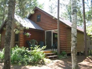 Spirit Island: Beautiful Cabin on a 4+ Acre Private Island on Scenic and Crystal Clear Burntside Lake! - Minnesota vacation rentals