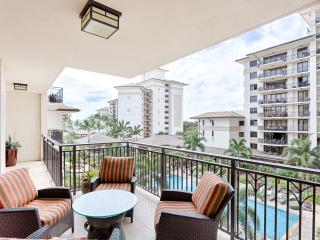 Relaxing 4th floor 3br/3ba villa with Pool View - Ocean Tower Villa - Ko Olina Beach Villa - Kapolei vacation rentals
