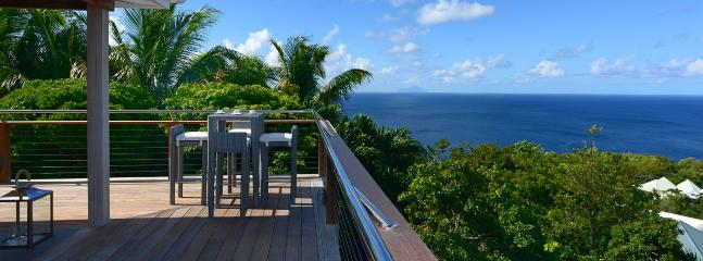 Villa Avalon AVAILABLE CHRISTMAS & NEW YEARS: St. Barths Villa 186 One Of The Best Locations, Being Central, At Two Minutes Of G - Gouverneur vacation rentals