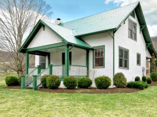 Historic 3 bed cottage located next to the Old Dairy Complex - Hot Springs vacation rentals
