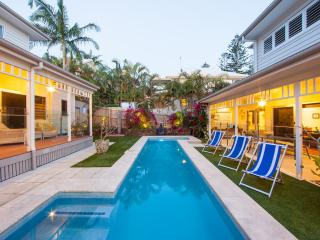Byron Bay Aaman and Cinta Luxury Guest House/Villa - New South Wales vacation rentals
