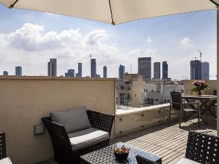 HAKOVSHIM 04 : Beautiful rental for 6 in Tel Aviv - Israel vacation rentals