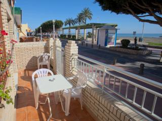 Beachfront Apartment - Malaga vacation rentals