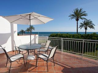 Beachfront Apartment First Floor - Malaga vacation rentals