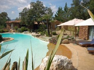 At the gates of Saint-Tropez, a tropical oasis - Cogolin vacation rentals