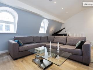 Stylish 2 bed 2 bath, Hatton Garden, Holborn near Chancery Lane - London vacation rentals