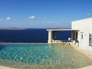 One of the most scenic views on the island- come here to get away. LIV NES - Mykonos vacation rentals