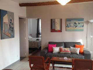 Family-friendly apartment in the heart of Avignon old town, sleeps 4 - Avignon vacation rentals