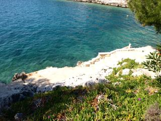 House on The Beach on the Island of Ciovo - Island Ciovo vacation rentals
