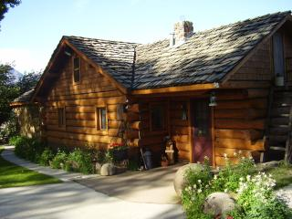 Log Cabin near East to Gate Yellowstone - Cody vacation rentals