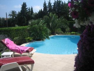 DUPLEX INDEPENDANT DANS VILLA 4* - RdJ - PISCINE - - Antibes vacation rentals