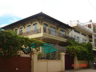 2 furnished bedrooms on Second floor for rent - Cambodia vacation rentals
